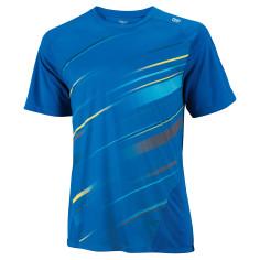 T-Shirt WILSON Cardiff Blue Crew Bleu 2014
